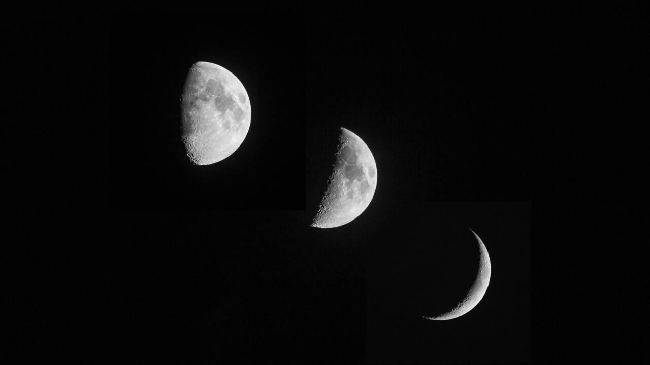 Cycle lunaire : quelles sont les différentes phases de la Lune ?