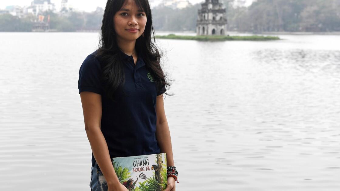 Vietnam: Trang, trentenaire pasionaria de la vie sauvage