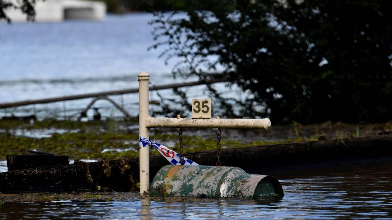 Inondation en Australie : les opérations de grand nettoyage débutent