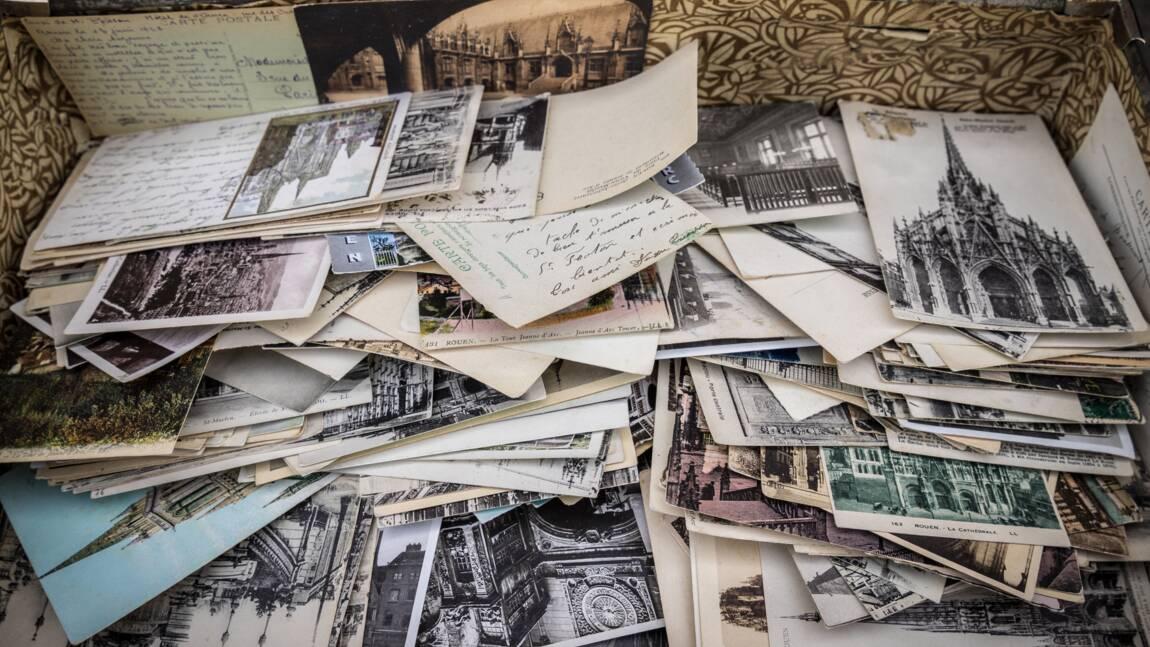 Une lettre d'amour datant de la Seconde Guerre mondiale retrouvée dans une épave
