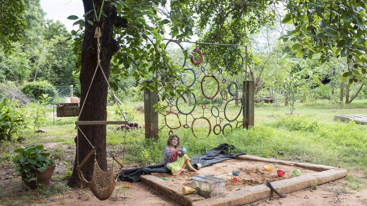 Inde : comment devenir un habitant de la cité utopique d'Auroville ?