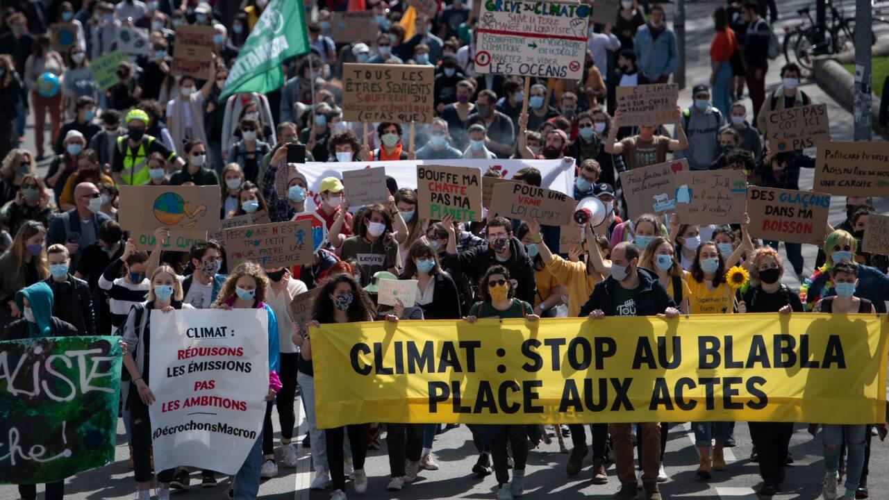"""Climat: l'Assemblée boucle trois semaines de débats en créant un délit d'""""écocide"""""""