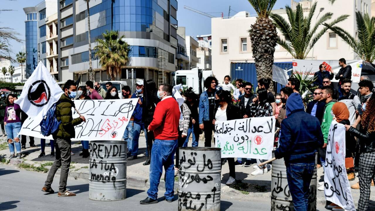 Tunisie : manifestation à Sousse pour le renvoi de déchets italiens illégaux
