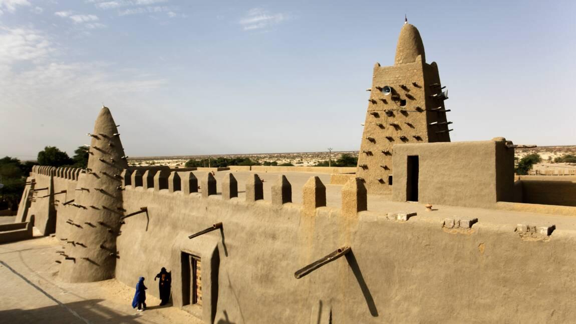 Mausolées de Tombouctou : un euro symbolique remis au Mali et à l'Unesco