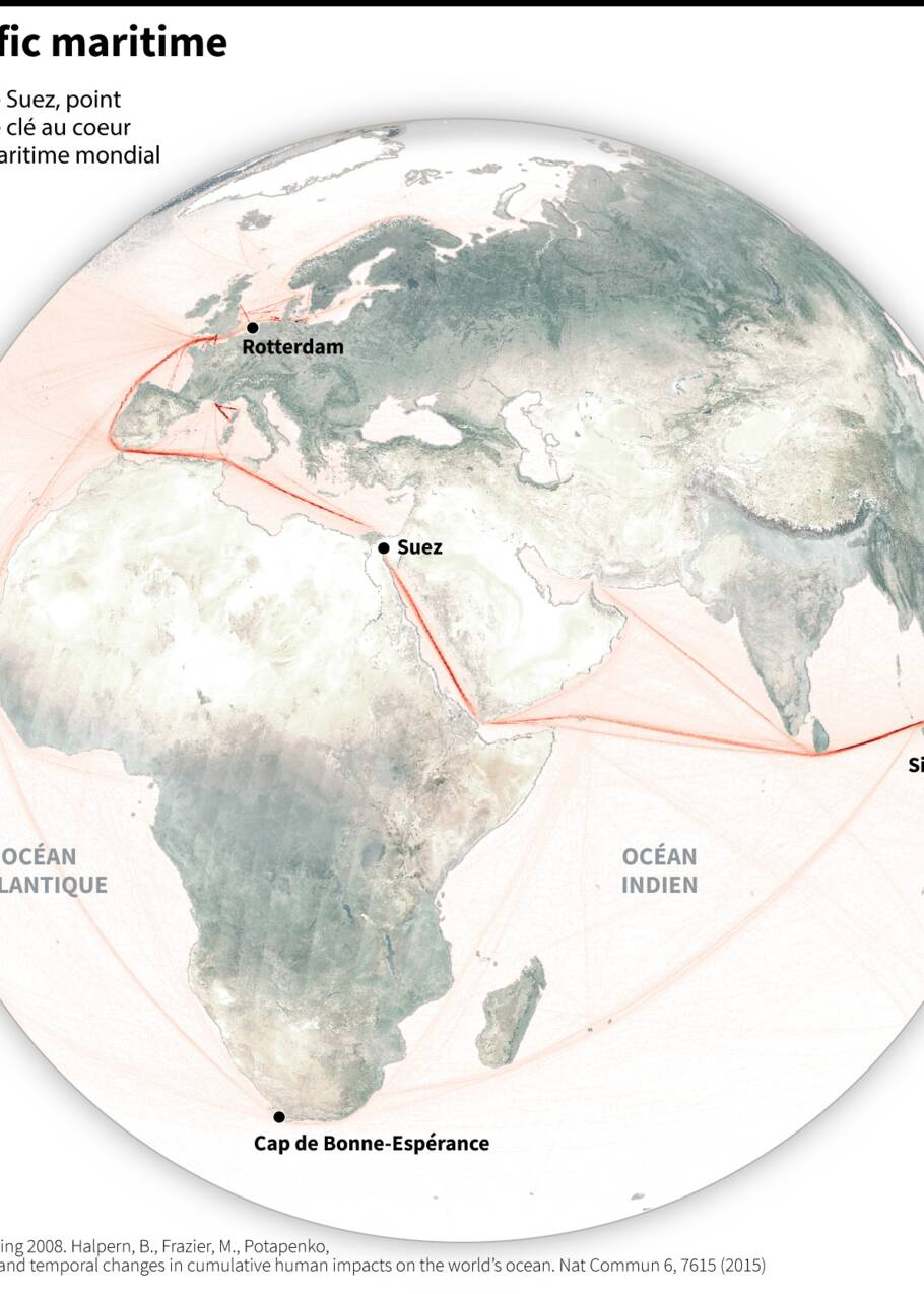 Transport de bétail par bateaux : une pratique répandue et décriée