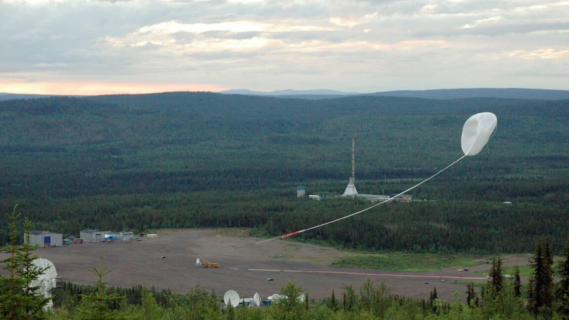 Refroidir la planète : annulation du lancement d'un ballon scientifique en Suède