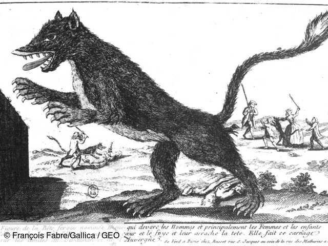 Est-ce que la bête du Gévaudan a vraiment existé ?