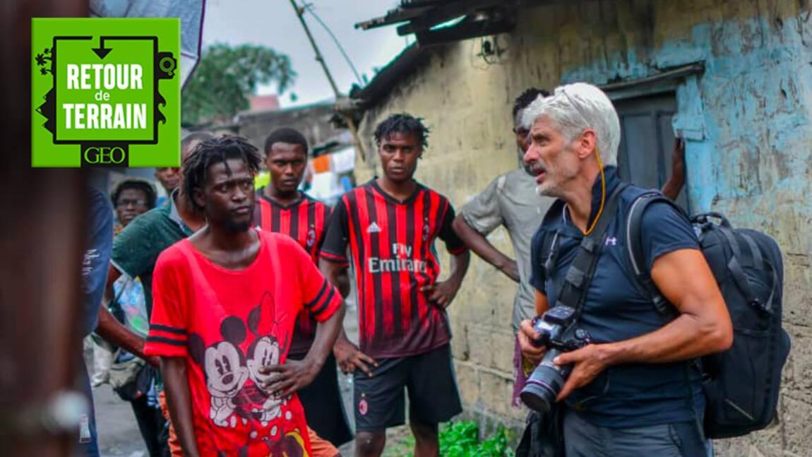 Podcast : Stéphan Gladieu, de la guerre au portrait, itinéraire d'un photoreporter