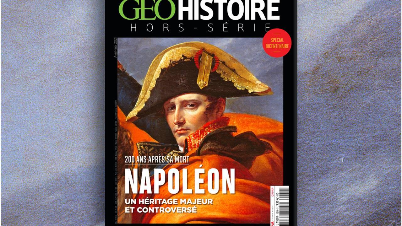 Napoléon à la tête d'un empire... de livres