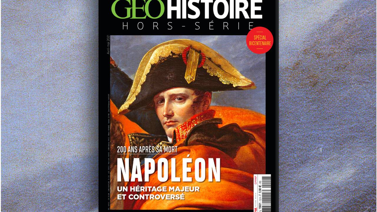 Napoléon, haï et admiré, meneur de campagnes meurtrières en Europe