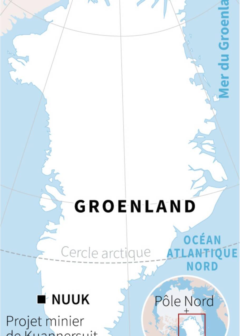 Elections au Groenland : victoire de la gauche écologiste opposée à un projet minier controversé