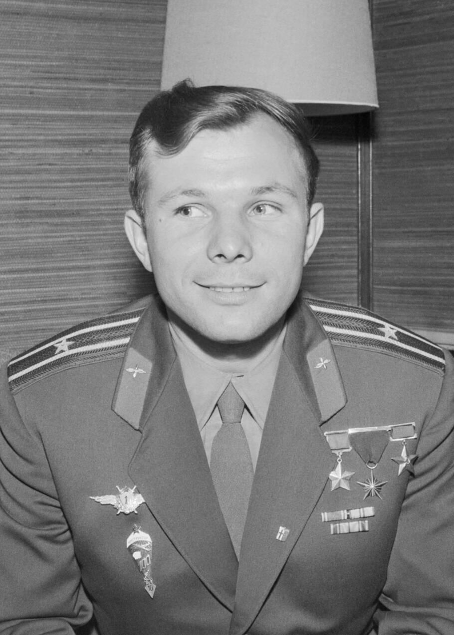Cinq choses à savoir sur le vol de Youri Gagarine dans l'espace
