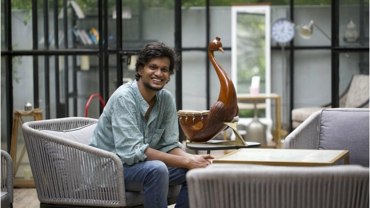 Ce jeune Indien a réussi à recréer un instrument de musique disparu depuis 2000 ans