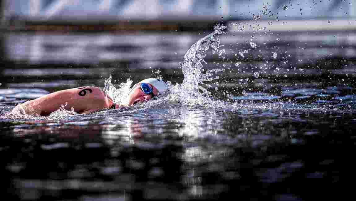 Marion Joffle, cette championne de nage en eau glacée qui veut traverser la Manche
