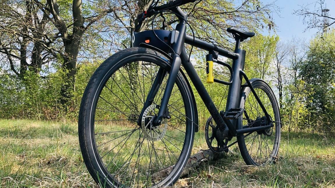 Antivol, batterie intégrée, gravage... Comment bien sécuriser son vélo électrique