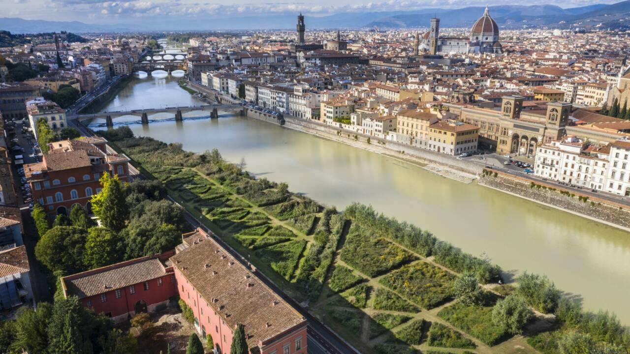 Florence : virée le long de l'Arno, le fleuve toscan redevenu vivant