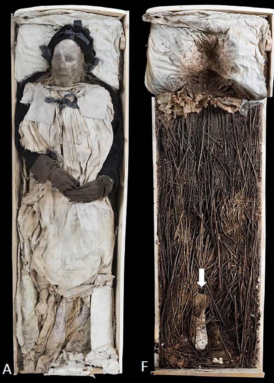 Le mystère du fœtus trouvé dans le cercueil d'un évêque mort il y a 350 ans en Suède