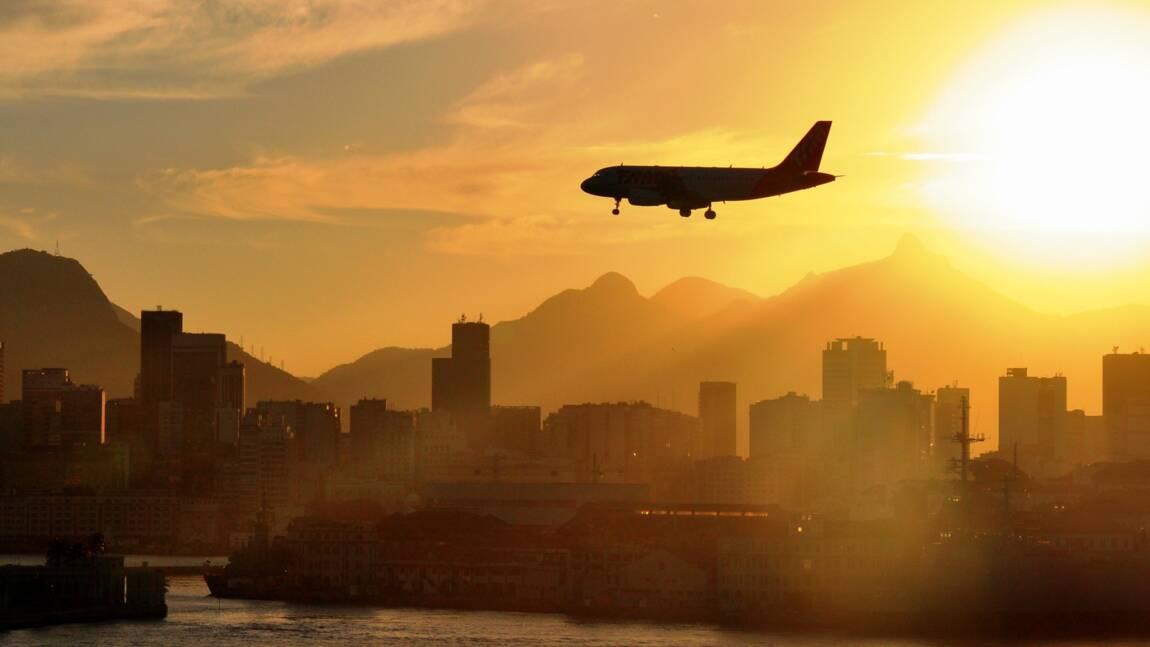 Les vols entre le Brésil et la France suspendus jusqu'à nouvel ordre