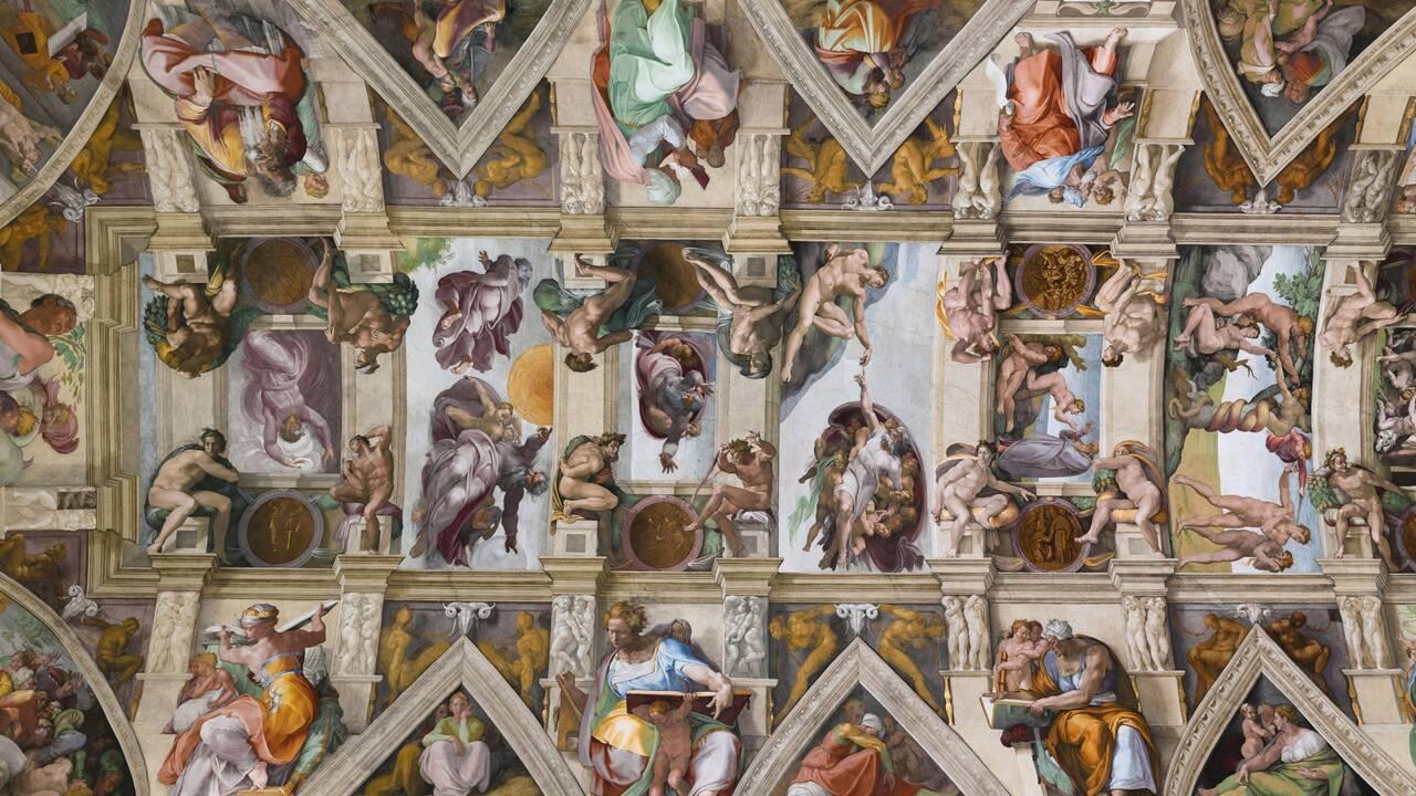 Cinq choses à savoir sur la Chapelle Sixtine