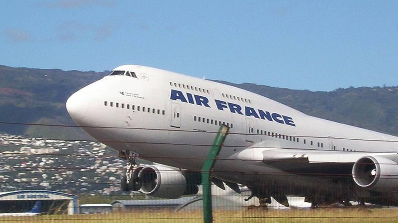 Air France va supprimer les vols intérieurs pouvant être remplacés par le train