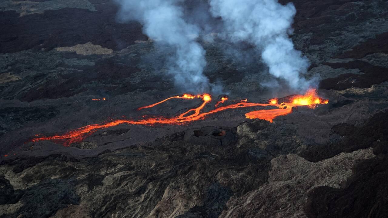 La Réunion : effervescence autour du piton de la Fournaise, malgré le Covid