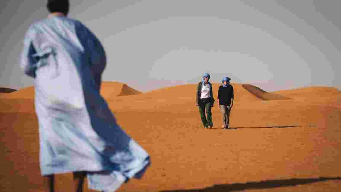 Mauritanie : sur les pas de deux aventurières qui ont quitté la France en 1933 pour vivre leur amour
