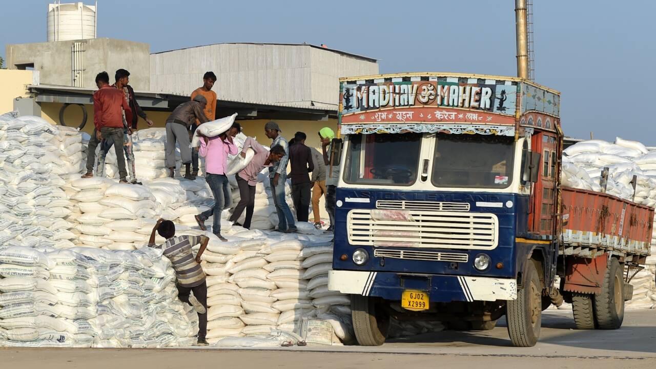 Inde: le changement climatique asphyxie des milliers de paludiers traditionnels