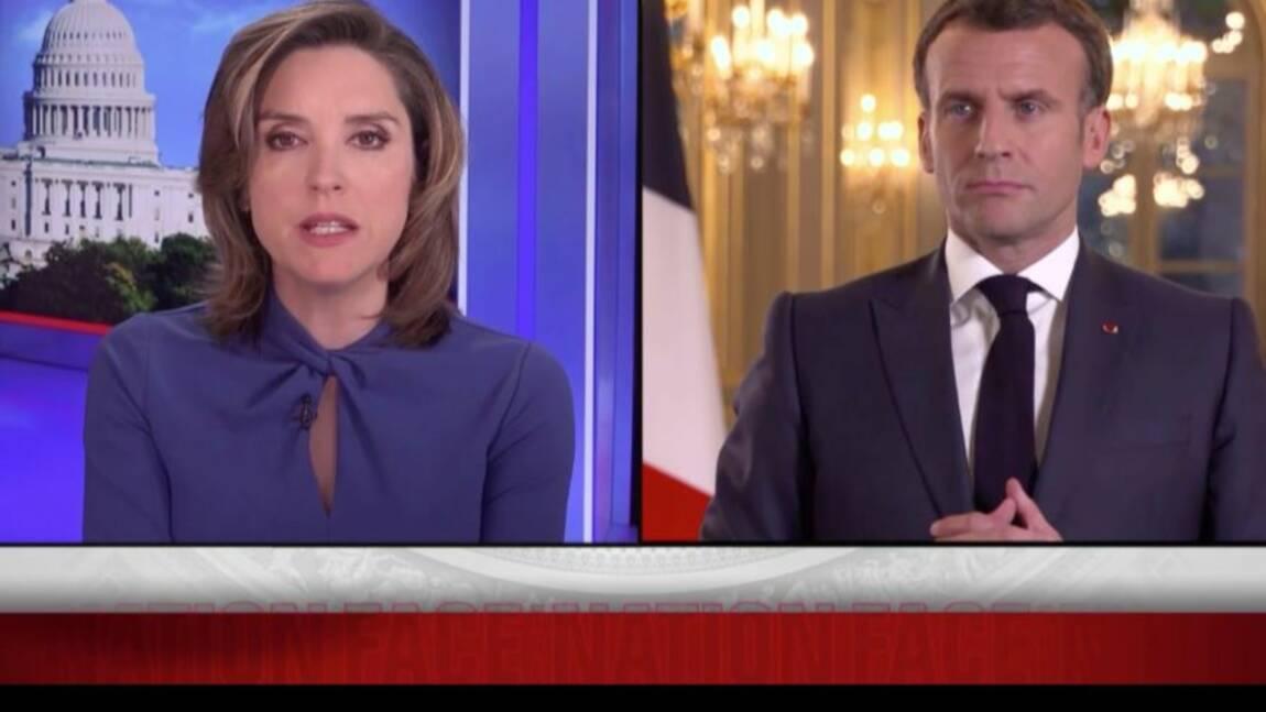 """Sur le climat, il faut """"accompagner les gens"""" dit Macron qui regrette """"des erreurs"""""""