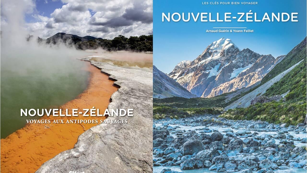 """Podcast : la Nouvelle-Zélande, pays des merveilles et """"terre de cocagne"""" pour notre photographe géologue"""