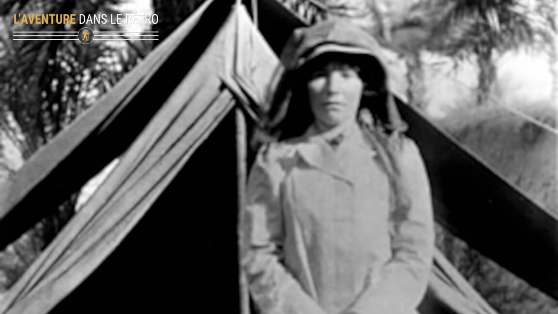 """Gertrude Bell, l'aventurière et archéologue britannique devenue """"reine du désert"""""""