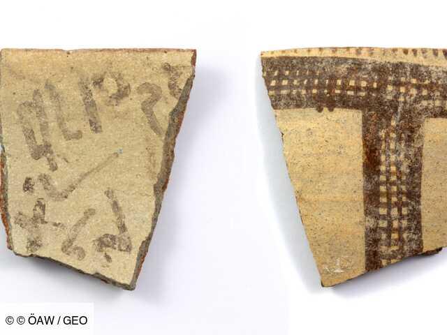 """Un artefact découvert en Israël serait un """"chaînon manquant"""" de l'histoire de l'alphabet"""