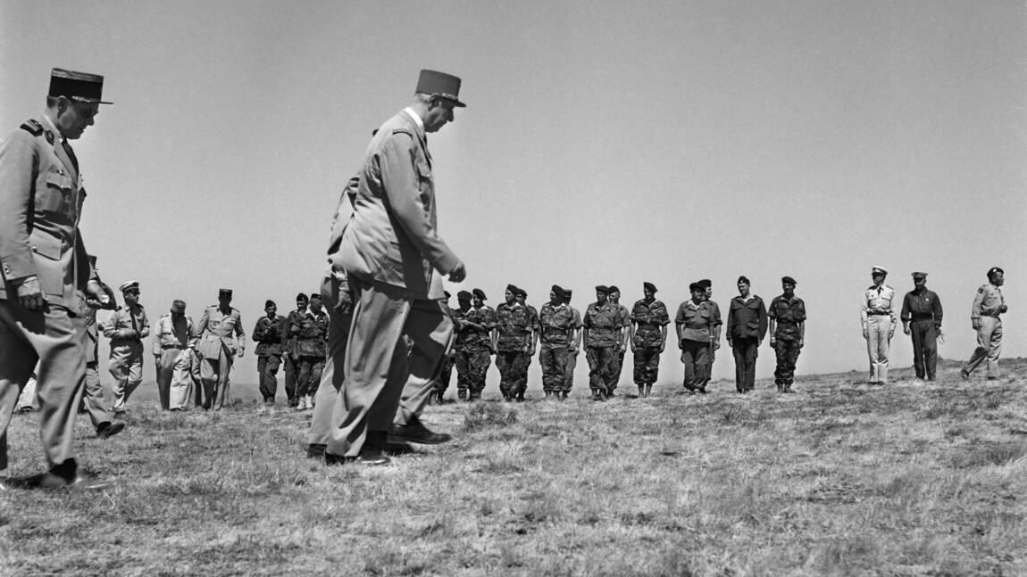 L' Algérie, un traumatisme aussi pour l'institution militaire