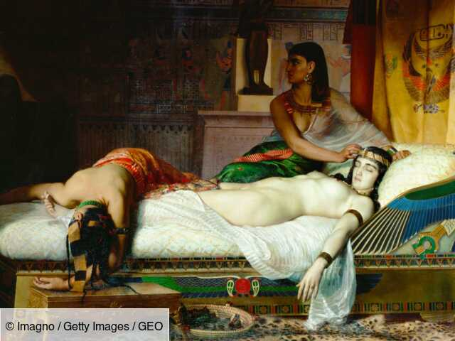 La mort de Cléopâtre : serpent ou poison ? Lumière sur les différentes versions