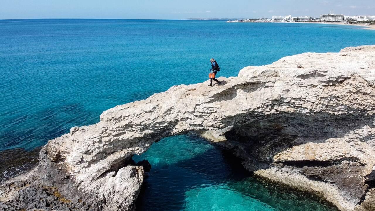 A Chypre, l'urgence de sauver les coraux du changement climatique