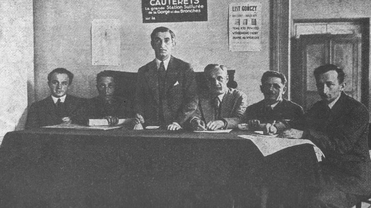 Varsovie : hommage à Emanuel Ringelblum, l'homme à l'origine des archives clandestines du ghetto juif