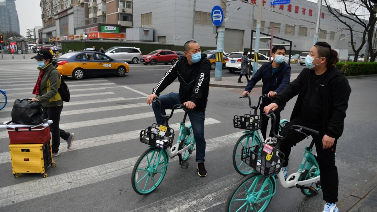 Chine : les vélos partagés, une source de pollution incontrôlée