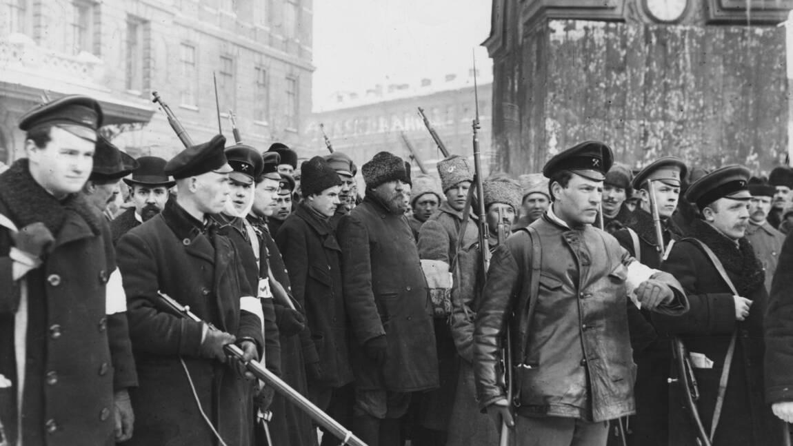 Les révolutions russes de 1917 décryptées par l'historien Marc Ferro