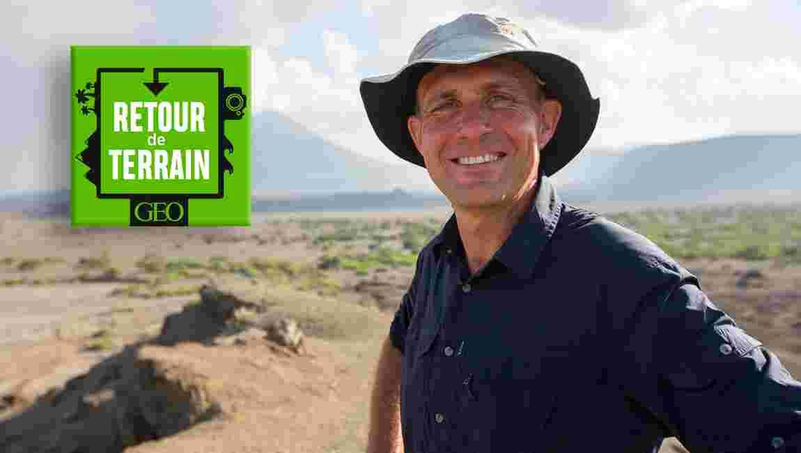 Podcast : Arnaud Guérin, de la Normandie à l'Islande, les aventures volcaniques d'un photographe géologue