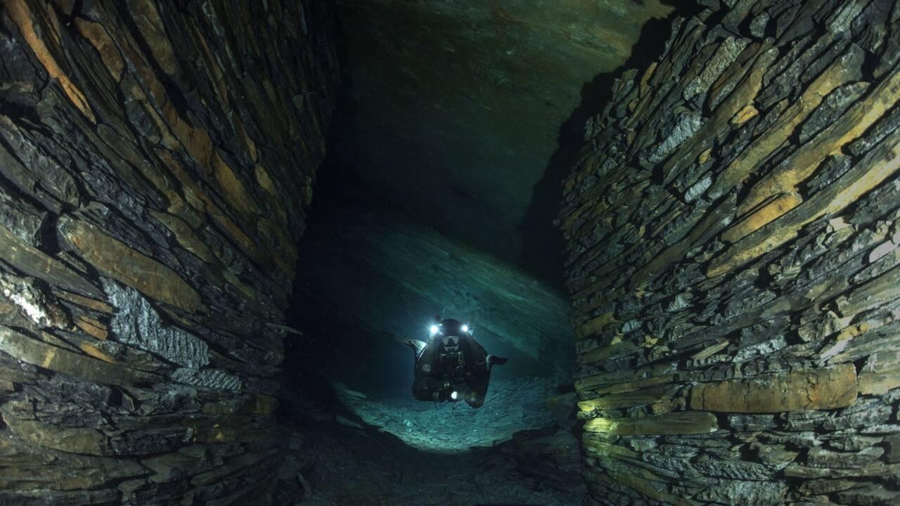 Une plongée immersive dans les galeries souterraines des Ardoisières de Rimogne