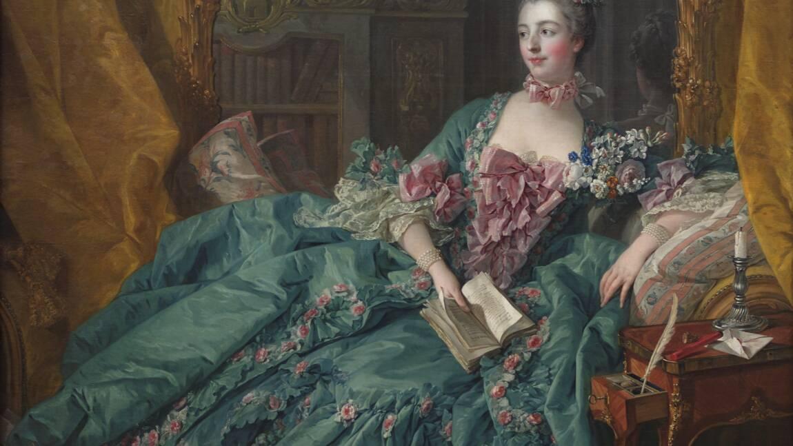 Qui était Madame de Pompadour, maîtresse en titre de Louis XV ?