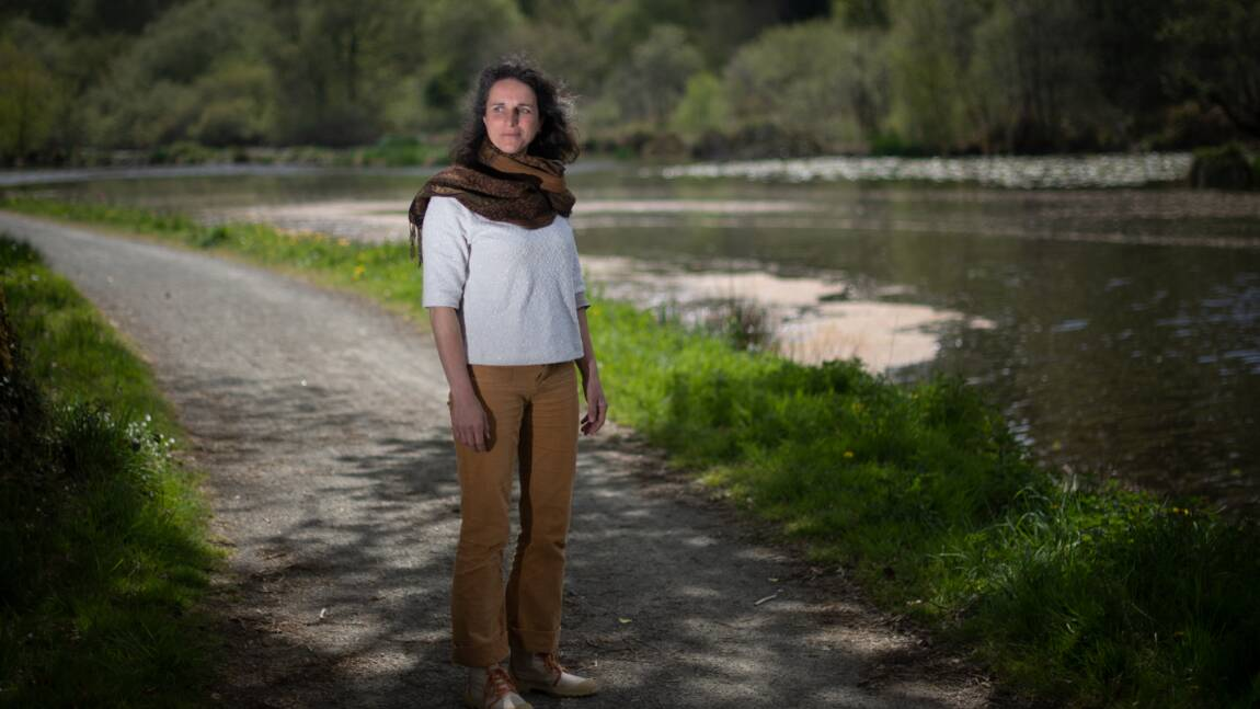 """Morgan Large, une """"petite journaliste"""" qui dérange l'agro-industrie bretonne"""