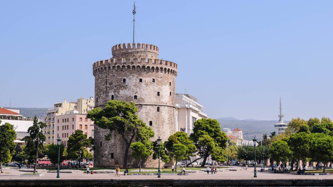 5 bonnes raisons d'aller à Thessalonique