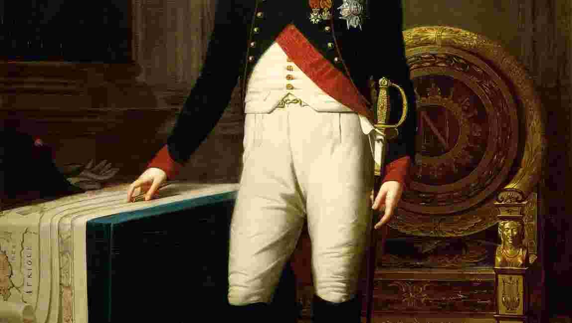 """Entre """"feu et lumière"""", l'héritage controversé de Bonaparte en Egypte"""