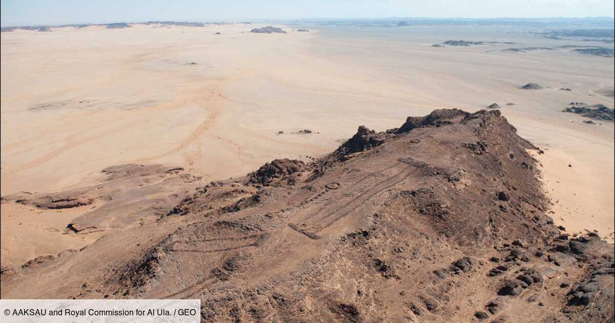 Lumière sur les mustatils d'Arabie saoudite, ces mystérieux monuments plus anciens que Stonehenge ou les pyramides