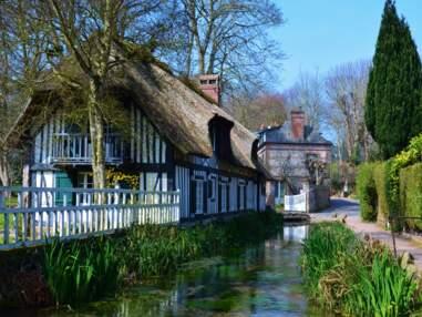 Les plus beaux villages de Normandie