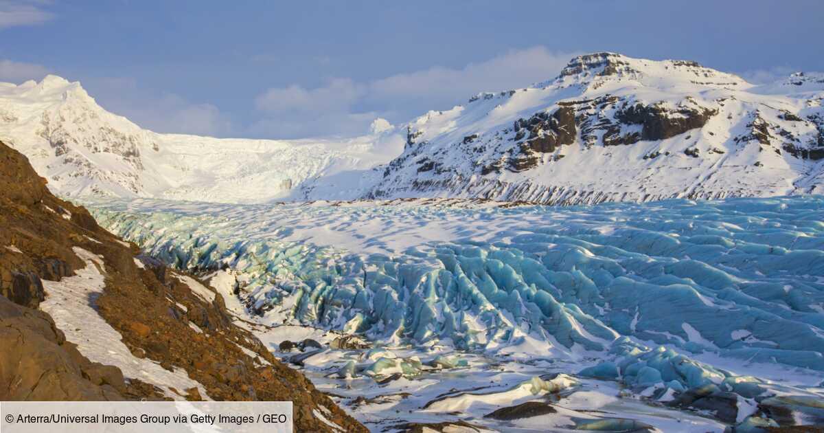 Des microplastiques découverts dans le Vatnajökull, plus grande calotte glaciaire d'Islande