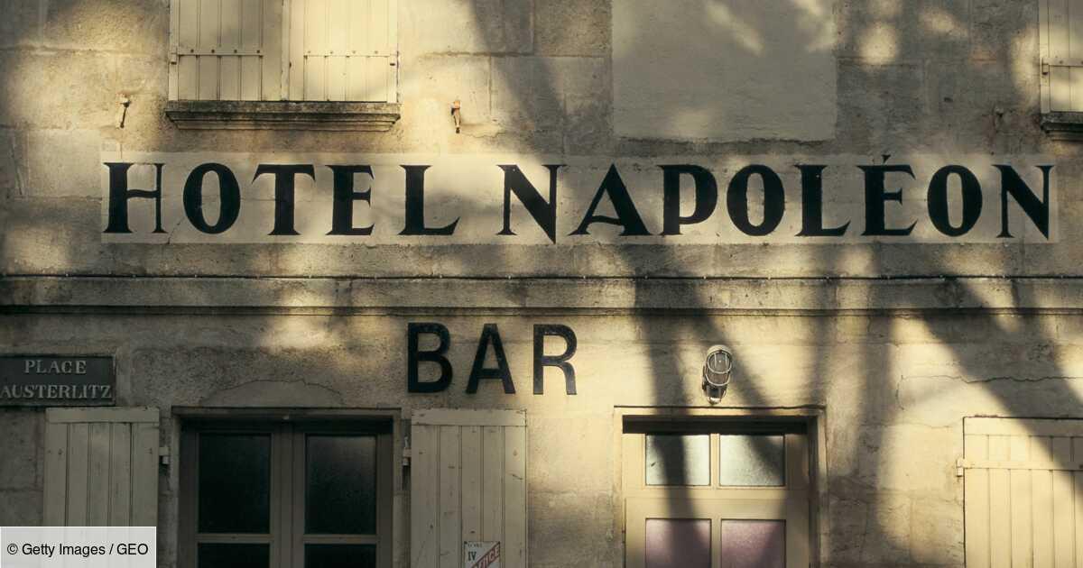 A l'île d'Aix, les derniers pas de Napoléon sur le sol de France