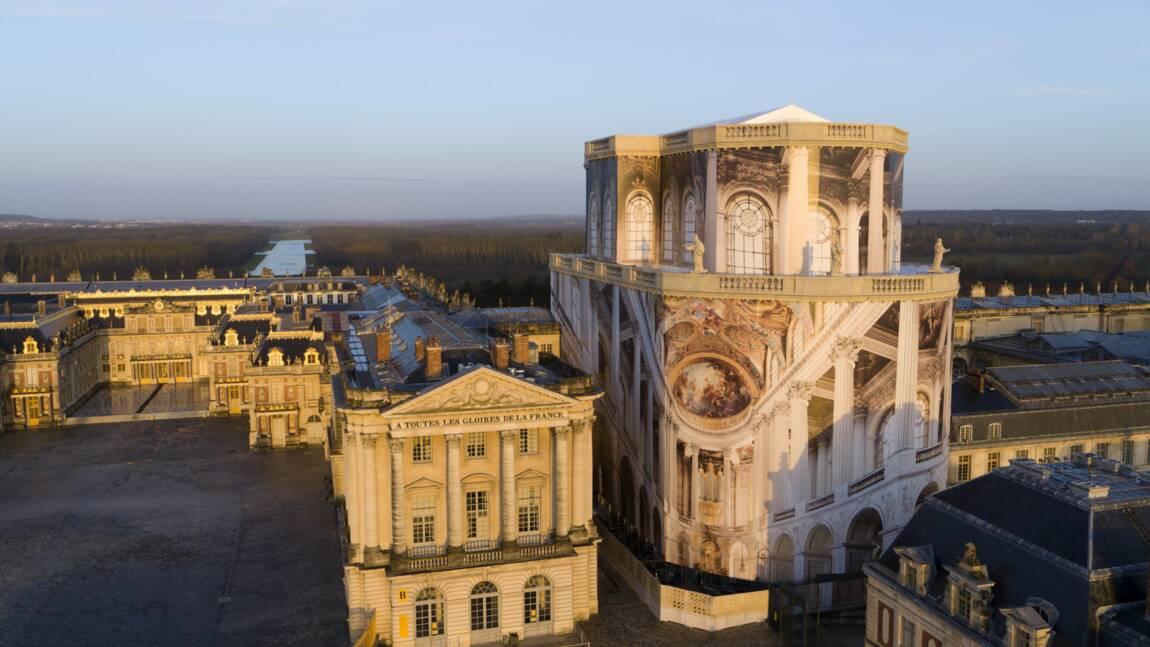 Chapelle royale et cabinet d'angle : deux joyaux restaurés au Château de Versailles