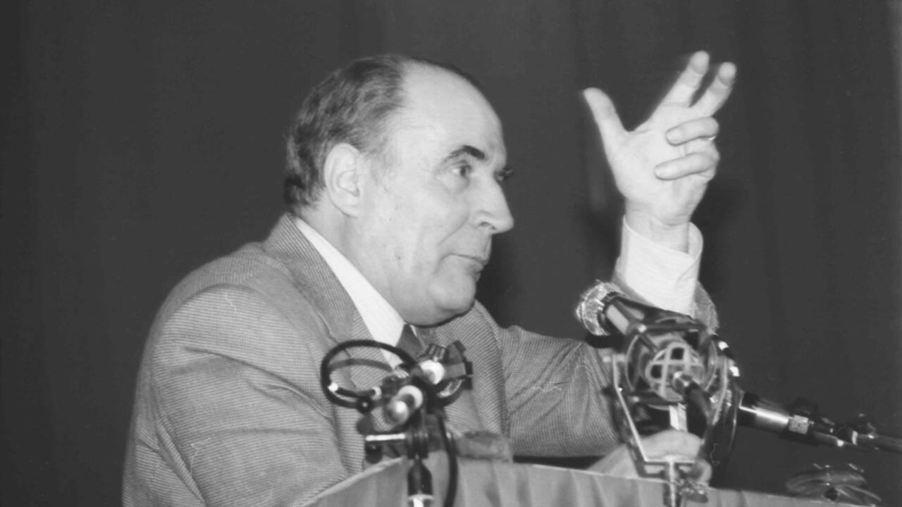 Mai 1981: la victoire de Mitterrand en cinq temps forts