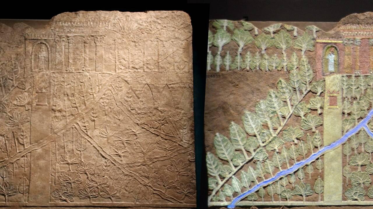 Pourquoi l'emplacement des jardins suspendus de Babylone reste un mystère ?